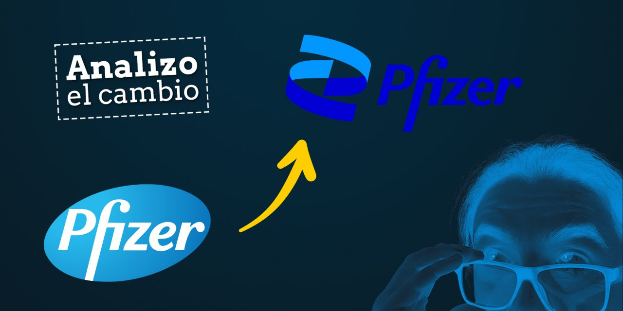 Nuevo logo de pfizer
